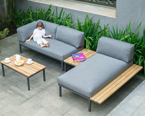 Garten Lounge Hudson Set - bowi.ch