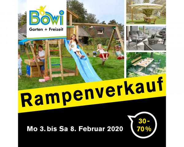 Rampenverkauf Spielpatzgeräte - bowi.ch