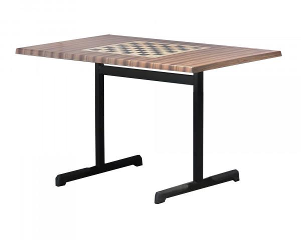 Spieltisch Schach - bowi.ch