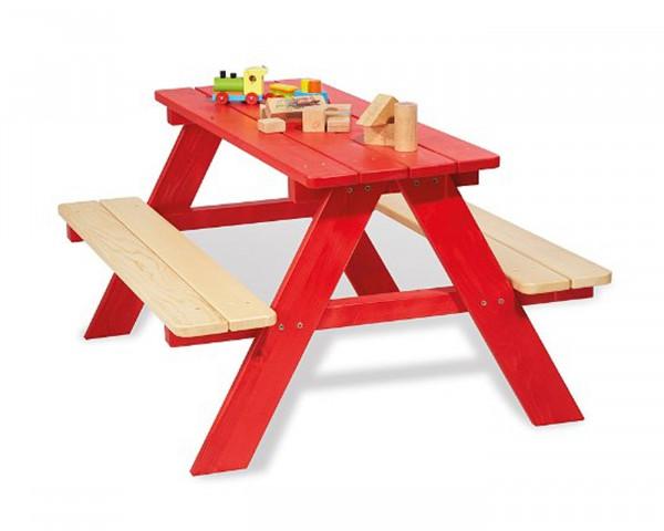 Kindertisch Nicki Rot - bowi.ch