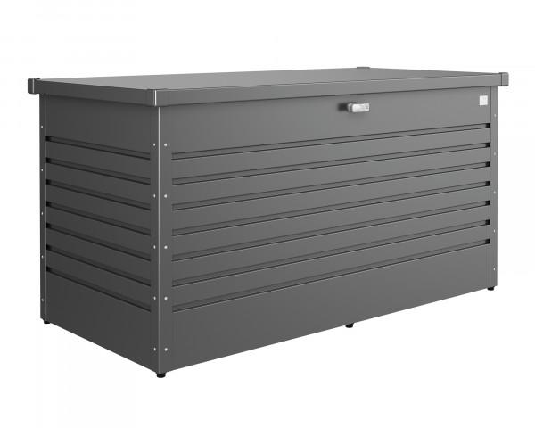 Biohort Freizeitbox 160 in der Farbe Dunkelgrau-metallic freigestellt - bowi.ch