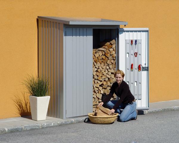 Rückwand Biohort zu WoodStock® 150 - bowi.ch