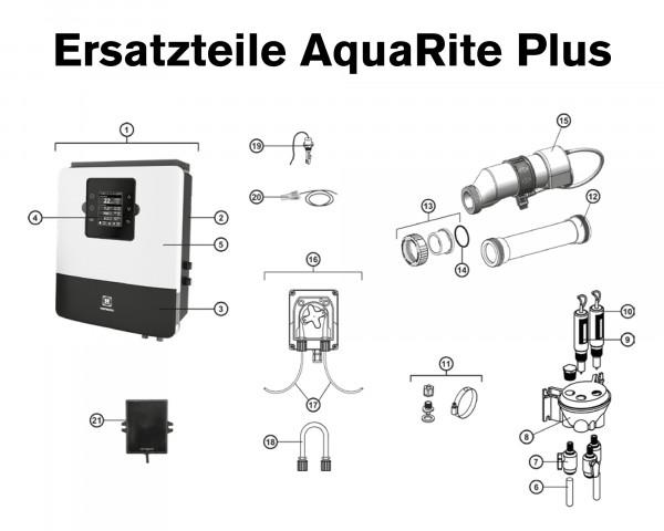 Ersatzteile zur Salzelektrolyse Aquarite Plus - bowi.ch