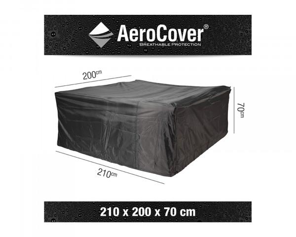 Schutzhülle Gartenmöbel AeroCover® Lounge 210 x 200 x 70 cm - bowi.ch