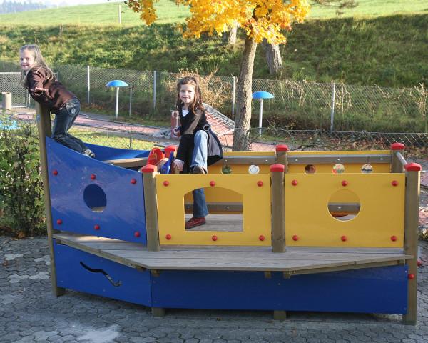 Spielturm Schiff Sara - bowi.ch