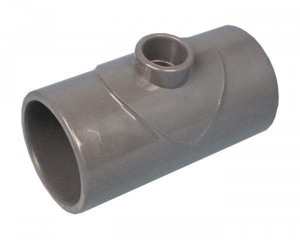 PVC T-Stück reduziert - bowi.ch