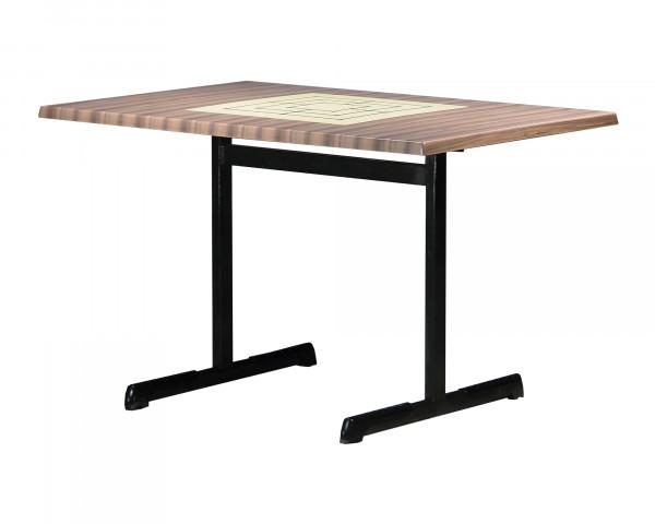 Spieltisch mit Mühlestein - bowi.ch