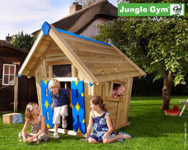 Crazy Playhouse Jungle Gym mit Fenster und Tür - bowi.ch