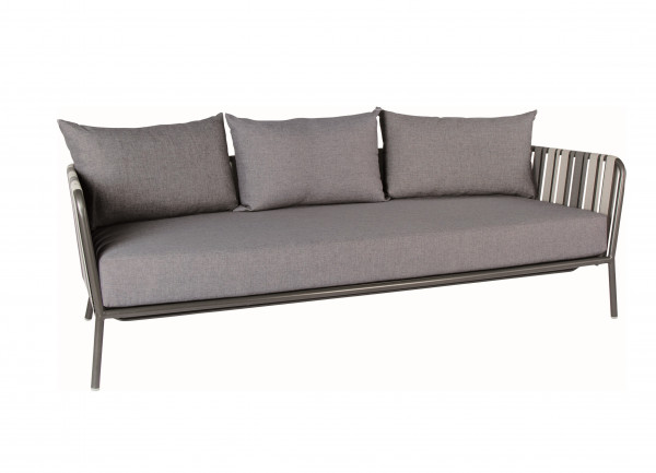 Gartenlounge Space 3er Sofa - bowi.ch