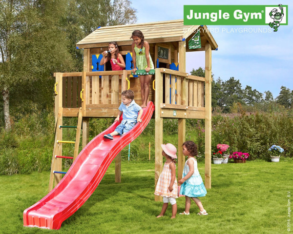 Playhouse Frame XL Jungle Gym - bowi.ch