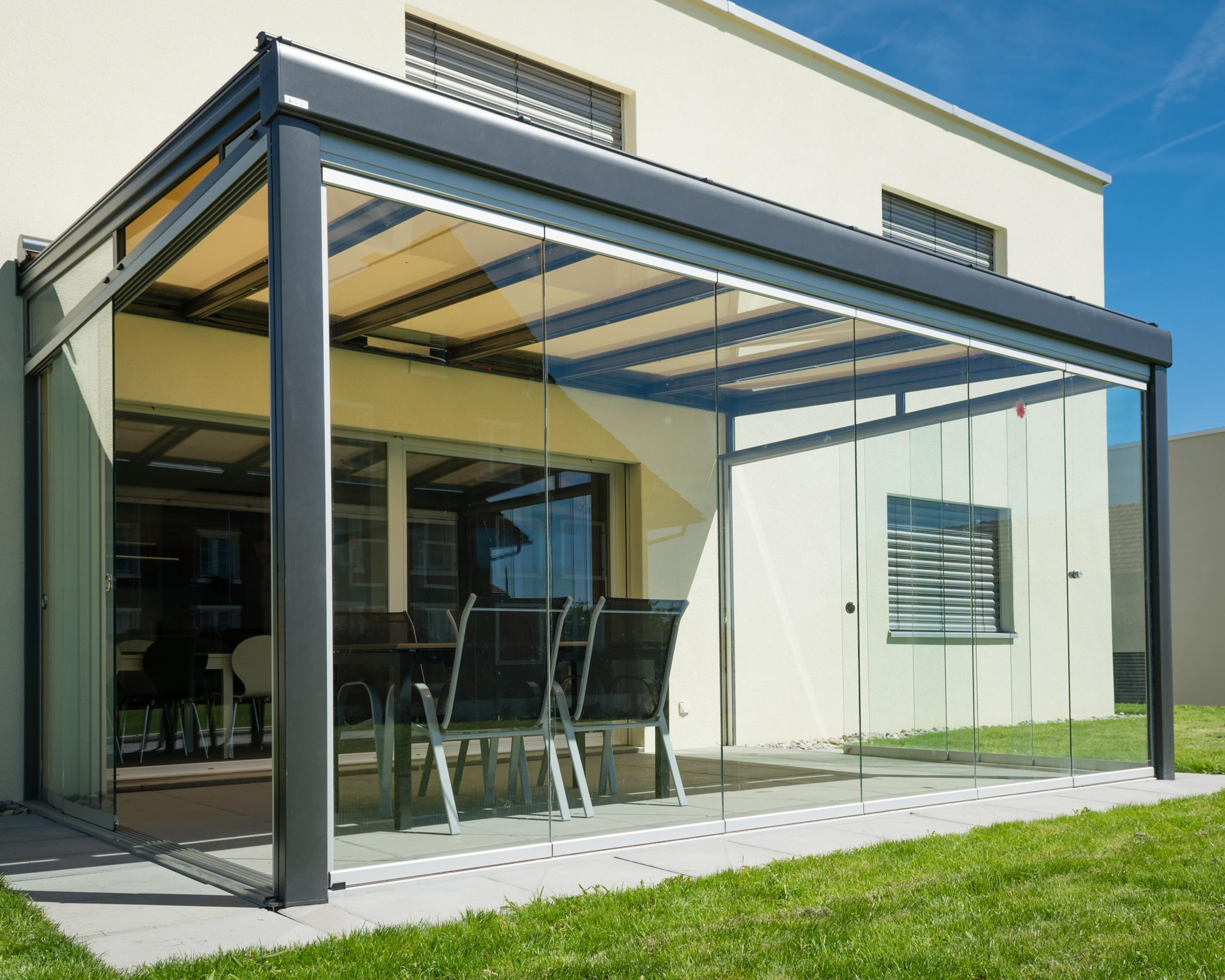 gartenhaus mit glasdach cheap carport glasdach design von. Black Bedroom Furniture Sets. Home Design Ideas