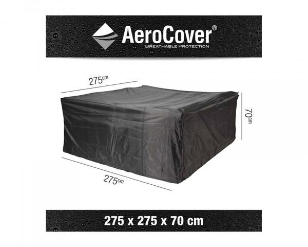 Schutzhülle Gartenmöbel AeroCover® Lounge 275 x 275 x 70 cm - bowi.ch