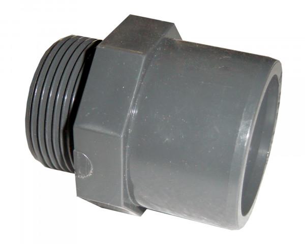 PVC-Gewindenippel - bowi.ch