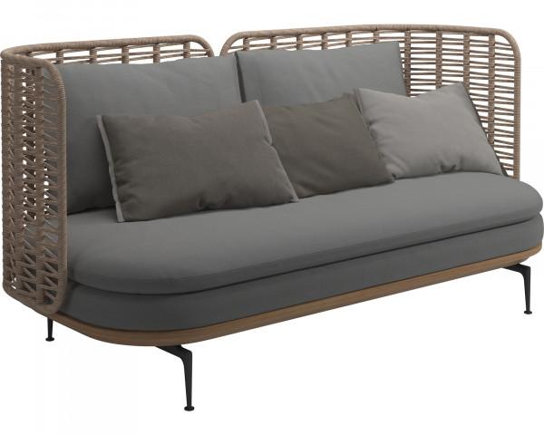 Garten Lounge Mistral Sofa Gloster Wicker Outdoor Kissen - bowi.ch