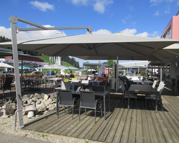 Freiarm Sonnenschirm Ambiente Ausstellmodell - bowi.ch