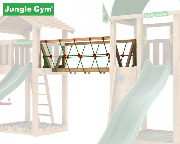 Anbaumodul Net Link Jungle Gym mit Netzgeländer - bowi.ch